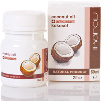 Ikarov Coconut oil 60 ml