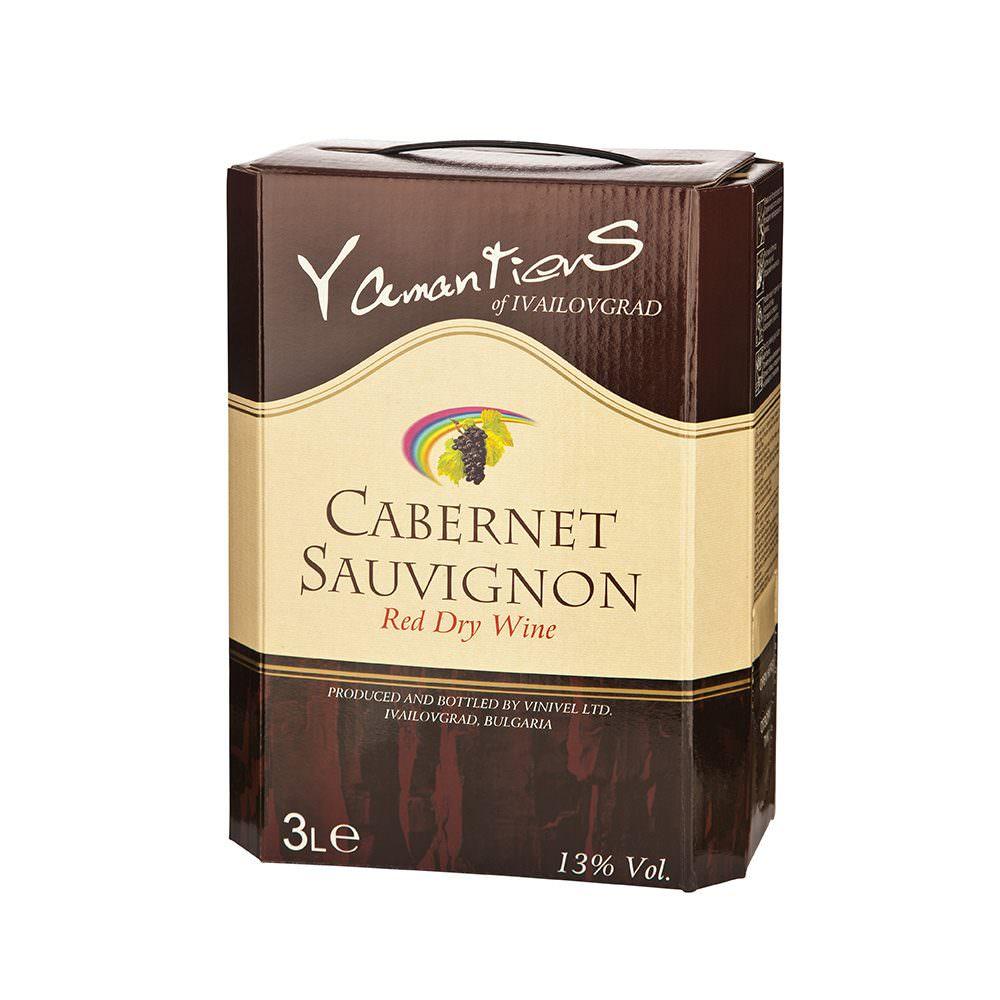 Yamantiev Cabernet Sauvignon 3L