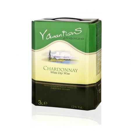 Yamantiev . Chardonnay 3L