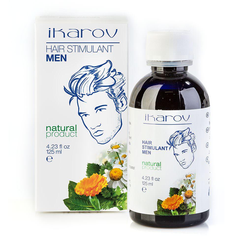 Vlasový stimulant pro muže