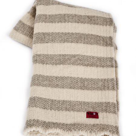 Wool Blanket Karandila XIII