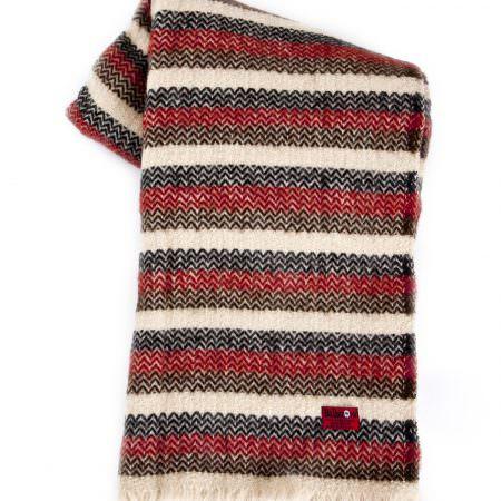 Wool Blanket Karandila XIV
