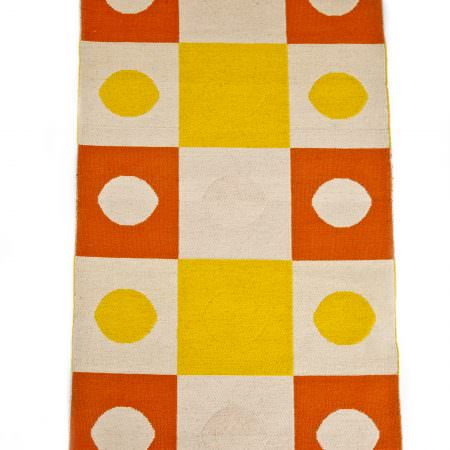 Runner Rug, pattern no.1