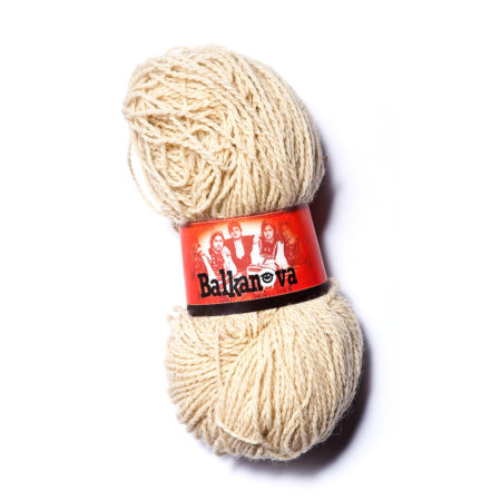 Wool Yarn - White Wool