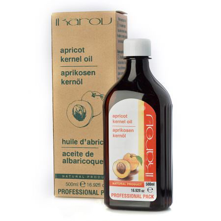 Ikarov Apricot kernel oil 500 ml