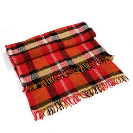 Vlněná deka Perelika IX