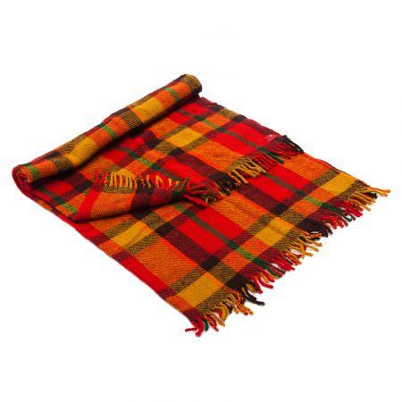 Variegated Wool Blanket Perelika XVI