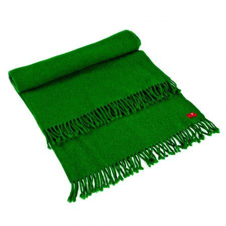 Vlněná deka Perelika XXIII zelená