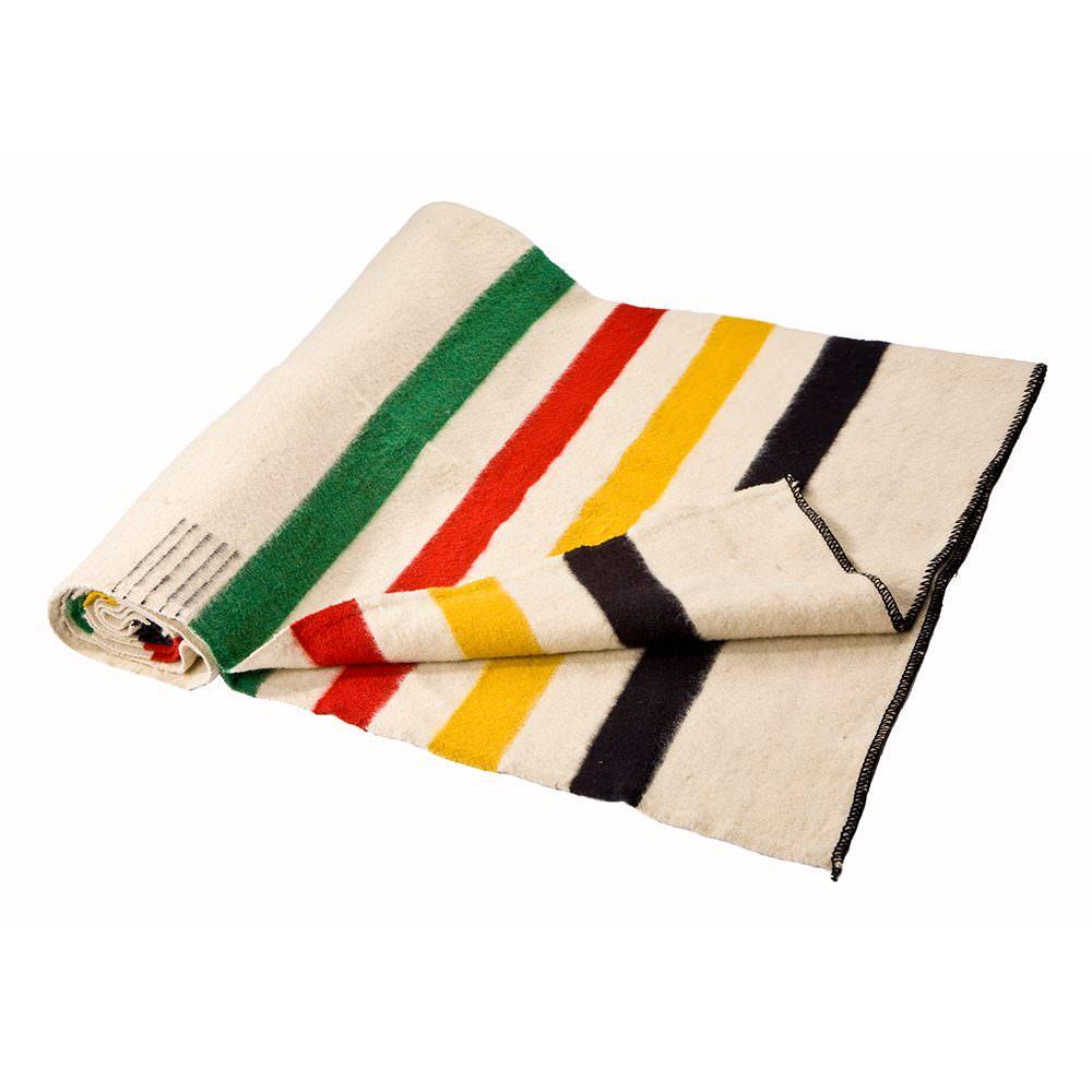 Silná vlněná deka Rainbow I - duhovka