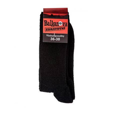 Socks 90%, wool, thinner elastic unicolour knitwear, health