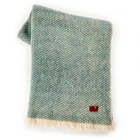 Felt Wool Blanket Karandila - Double Size