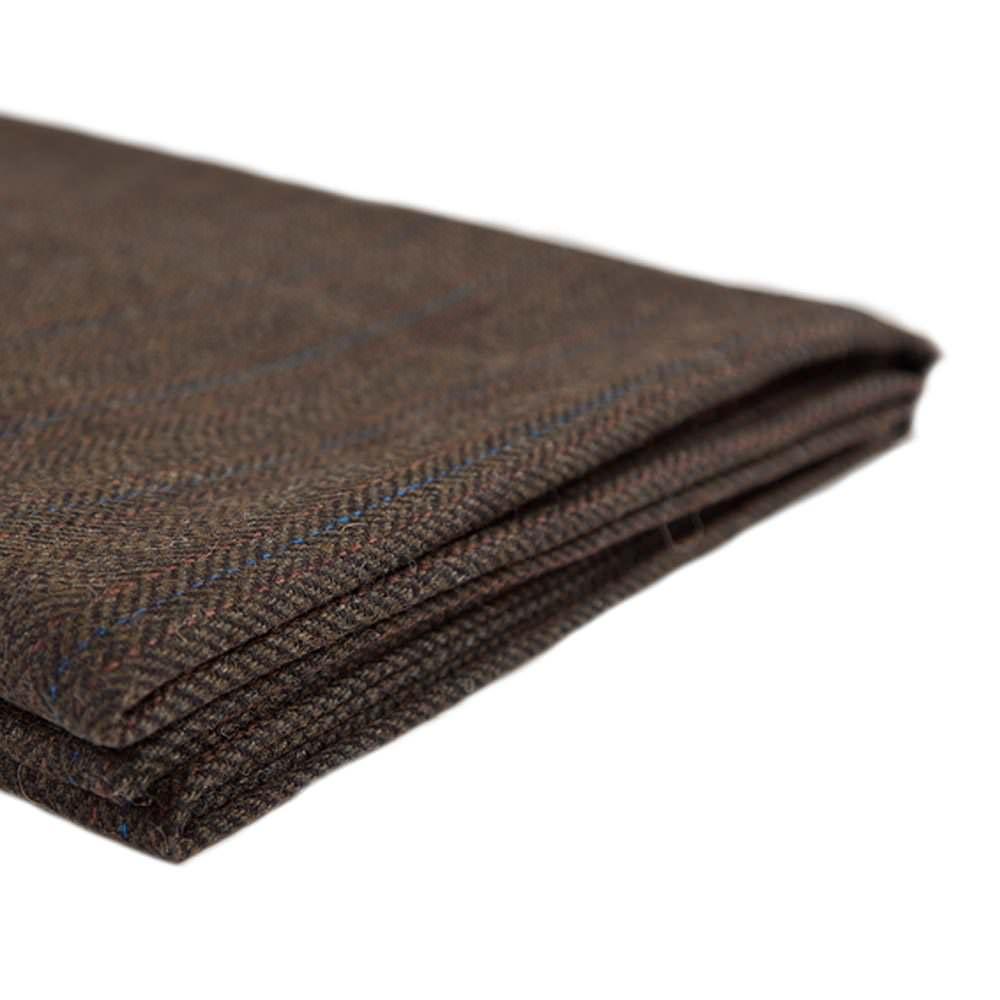 Wool fabric Srebrina