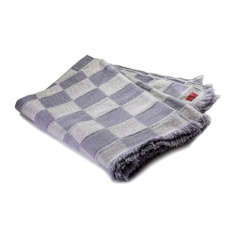 Checkered Woollen blanket Rodopa XIII