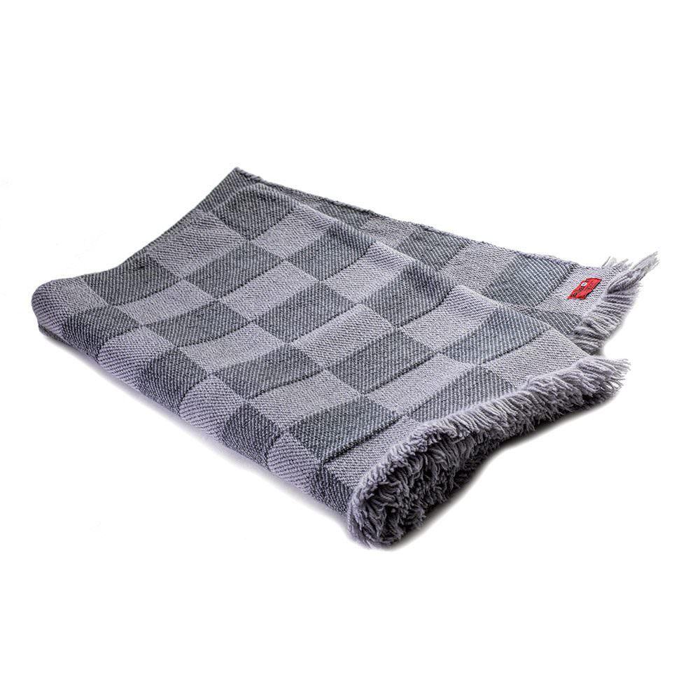 Checkered Woollen blanket Rodopa XIV
