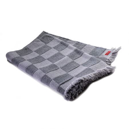 Checkered Woollen blanket Rodopa XIV