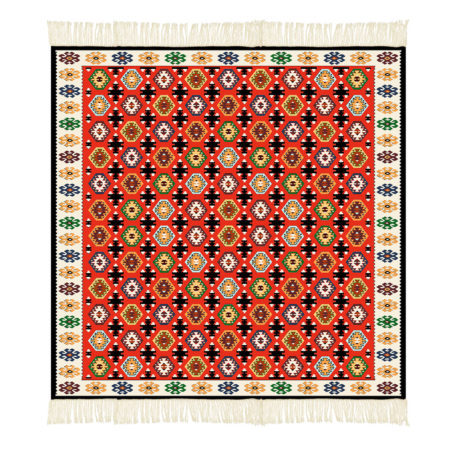 "Pattern - Kilim ""Cartriges"""