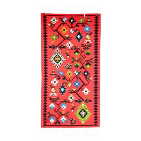 "Pattern - Kilim ""Autumn grapevine"""