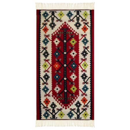 "Pattern - Kilim ""Medallion I"""