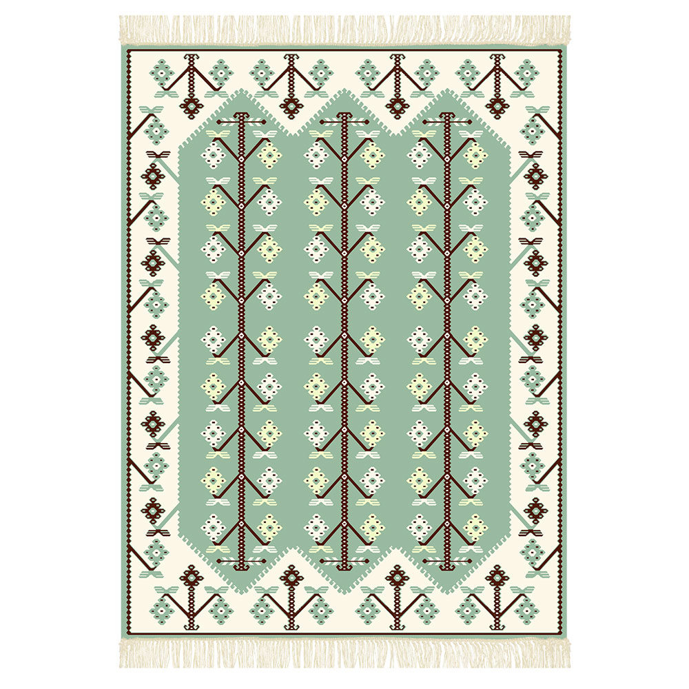 "Pattern - Kilim ""Medallion III"""