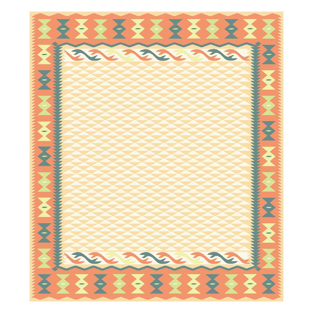 "Pattern - Kilim ""Garibalda XIII"""