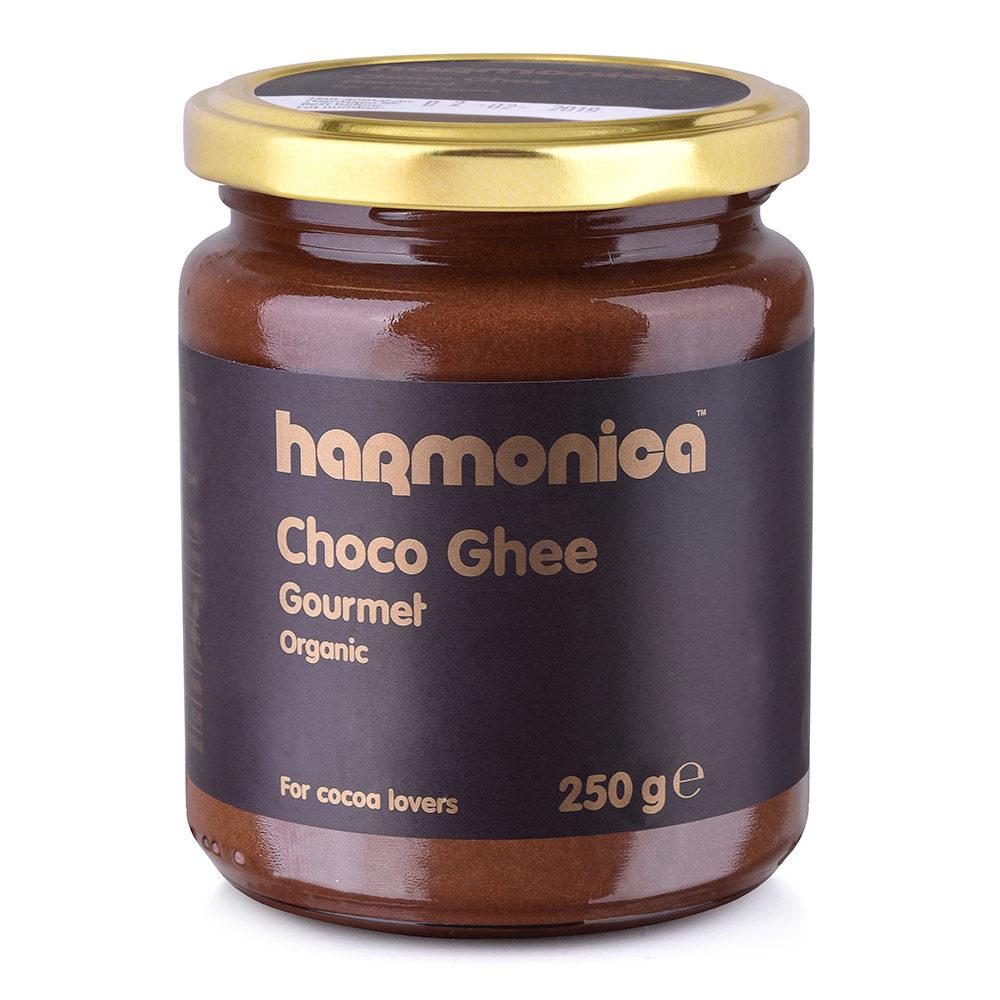 Ghí Gourmet z hořké čokolády