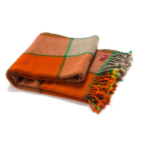 Vlněná deka Perelika III