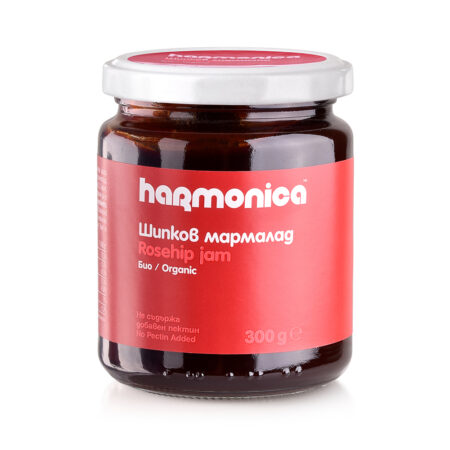 Bio šípková marmeláda