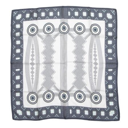 Hedvábný šátek XI