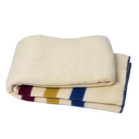 Silná vlněná deka Rainbow X